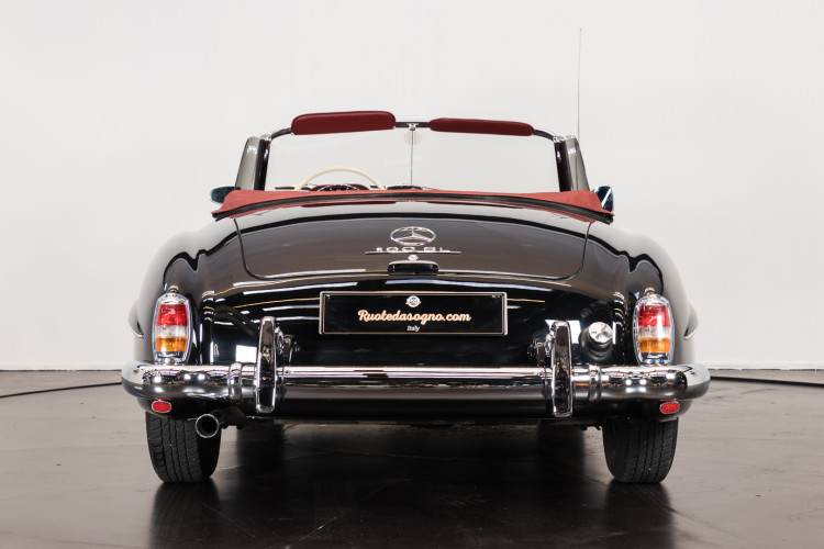 1960 Mercedes-Benz 190 SL 6
