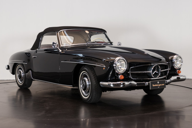 1960 Mercedes-Benz 190 SL 3
