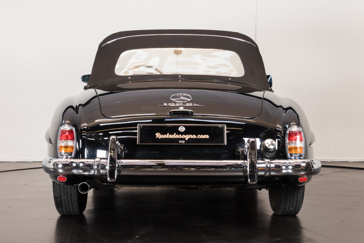 1960 Mercedes-Benz 190 SL 5