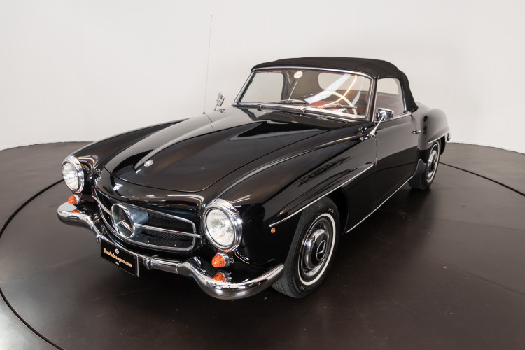 1960 Mercedes-Benz 190 SL 1