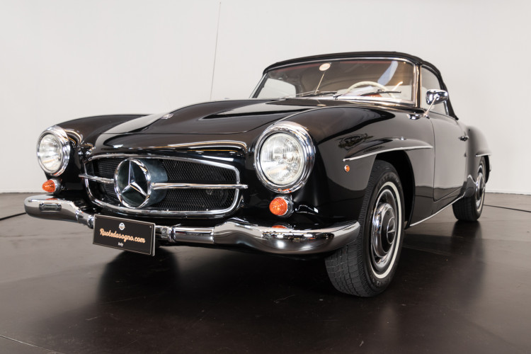 1960 Mercedes-Benz 190 SL 24