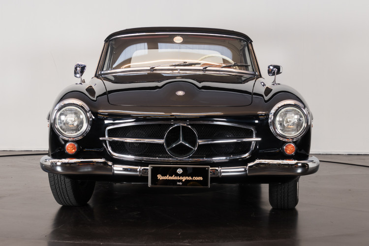 1960 Mercedes-Benz 190 SL 2