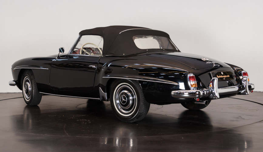 1960 Mercedes-Benz 190 SL 7