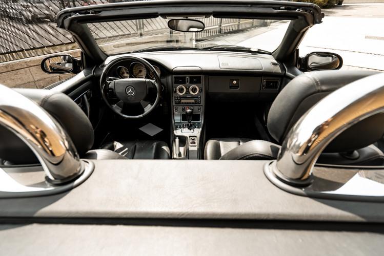 1998 Mercedes-Benz SLK 230 Brabus K1 22