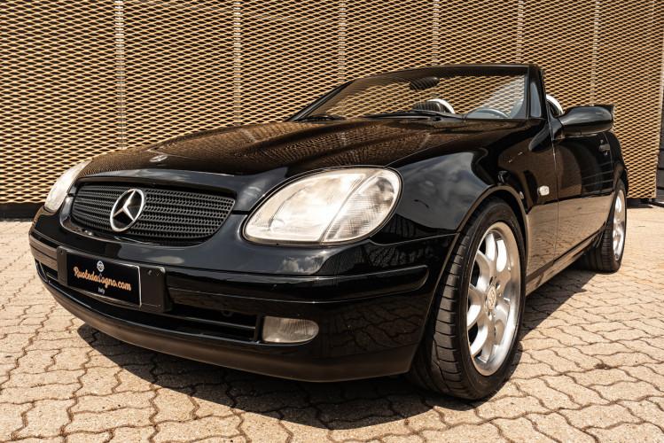1998 Mercedes-Benz SLK 230 Brabus K1 0