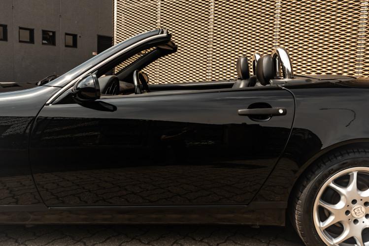 1998 Mercedes-Benz SLK 230 Brabus K1 12