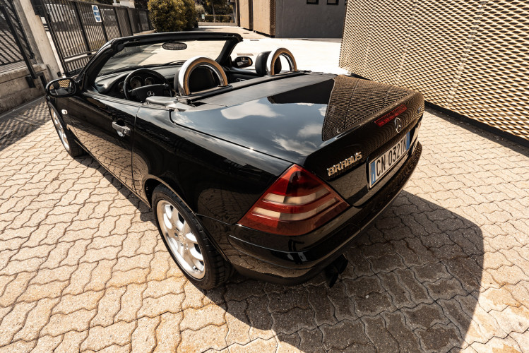 1998 Mercedes-Benz SLK 230 Brabus K1 3
