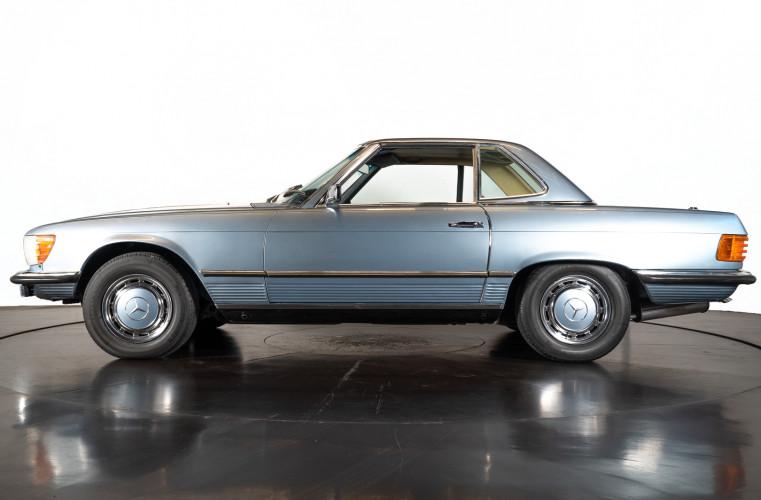 1973 Mercedes-Benz 350 SL Cabrio 2