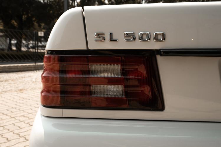 2000 Mercedes-Benz SL500 19