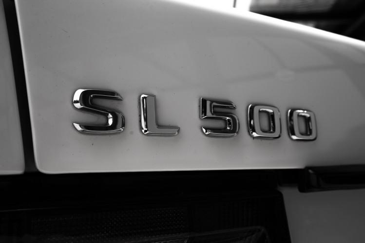 2000 Mercedes-Benz SL500 18