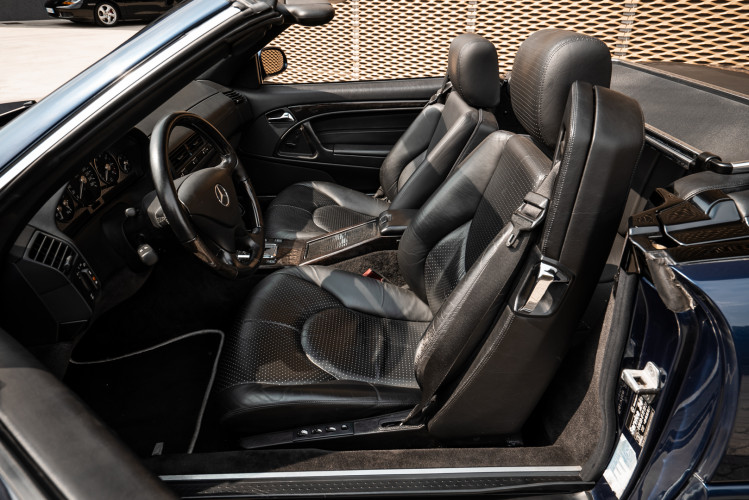 2000 Mercedes Benz SL500 SL Edition 17
