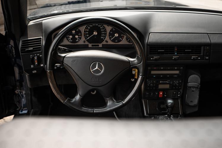 2000 Mercedes Benz SL500 SL Edition 25