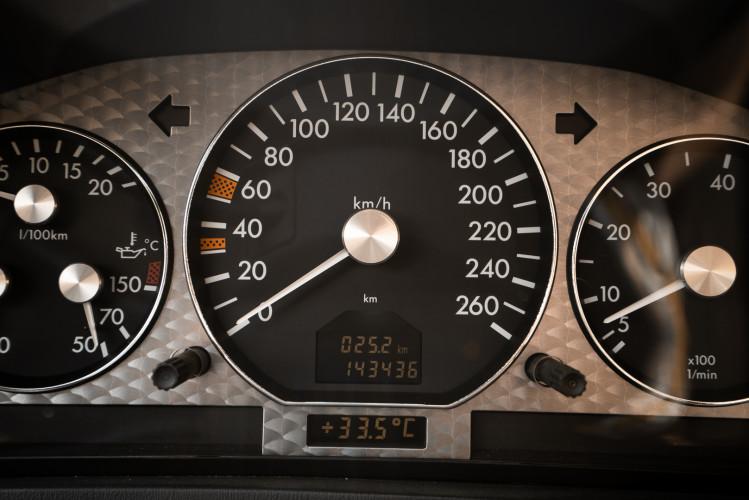 2000 Mercedes Benz SL500 SL Edition 10