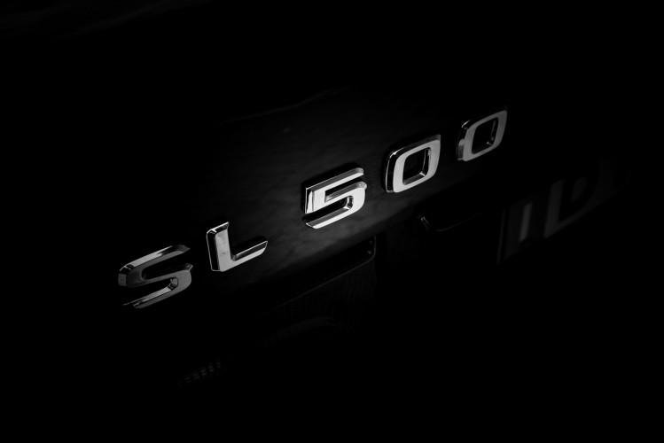 2000 Mercedes Benz SL500 SL Edition 24