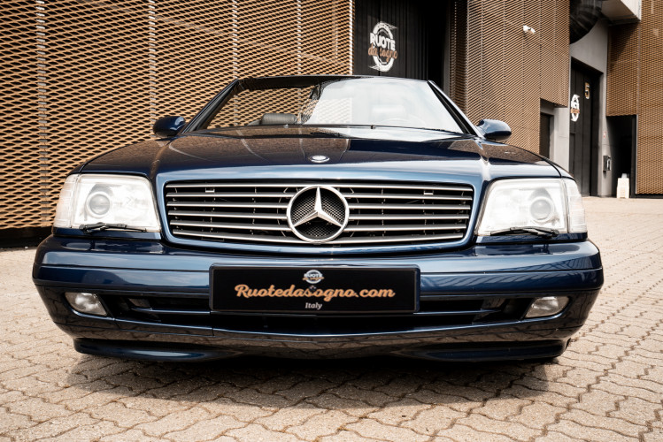 2000 Mercedes Benz SL500 SL Edition 1