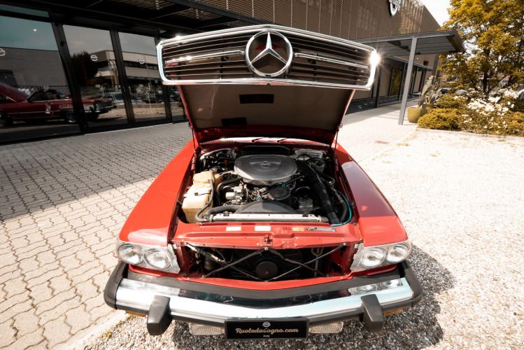 1985 Mercedes-Benz SL 560 30