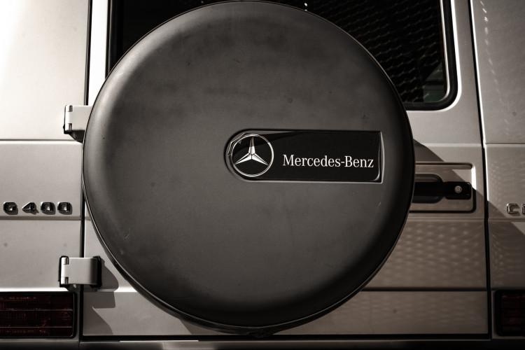 2003 Mercedes-Benz G400 V8 CDI 16