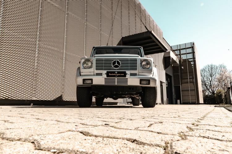 2003 Mercedes-Benz G400 V8 CDI 9