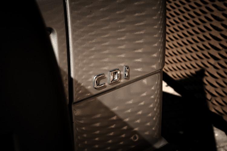 2003 Mercedes-Benz G400 V8 CDI 13