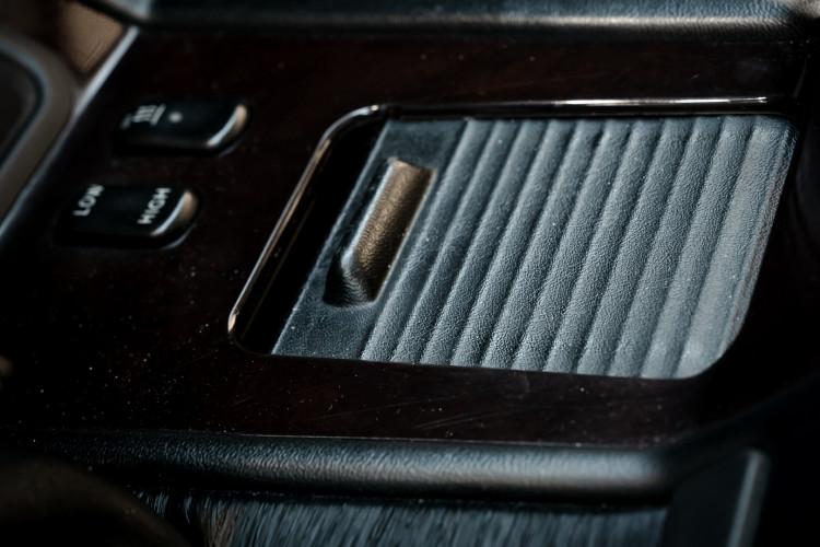 2003 Mercedes-Benz G400 V8 CDI 28