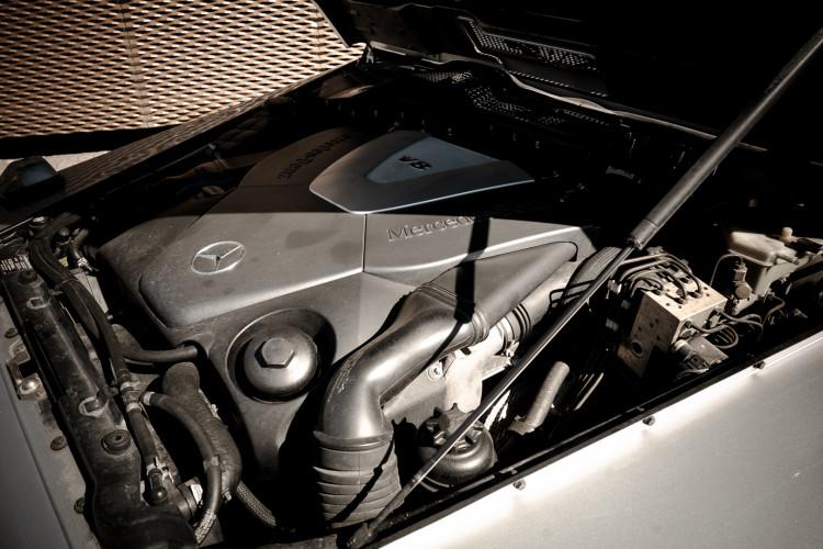 2003 Mercedes-Benz G400 V8 CDI 42