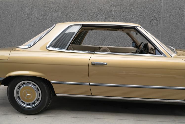 1972 Mercedes-Benz 350 SLC 7
