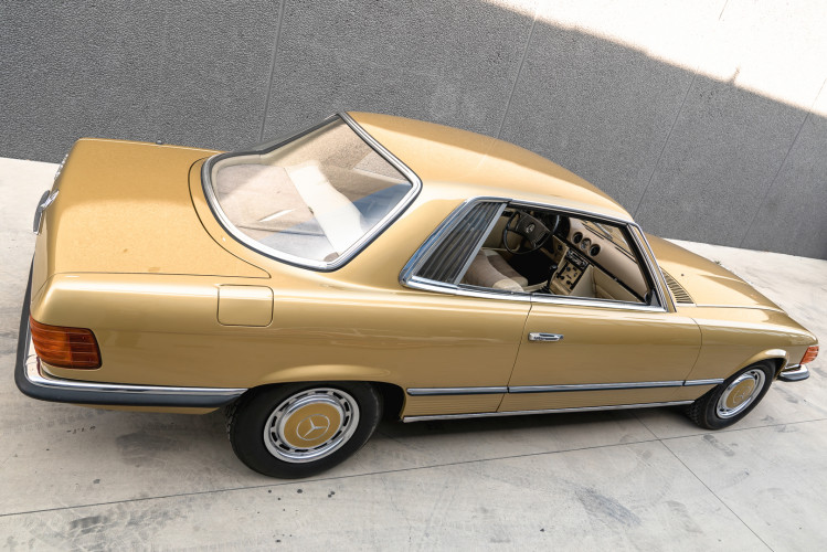 1972 Mercedes-Benz 350 SLC 3