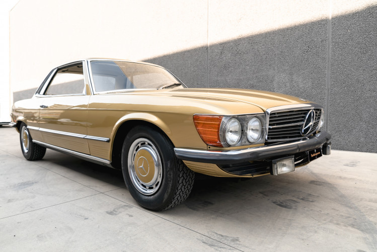 1972 Mercedes-Benz 350 SLC 0