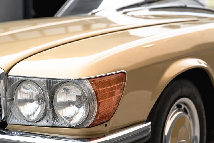 1972 Mercedes-Benz 350 SLC 9