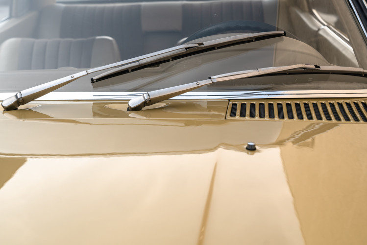 1972 Mercedes-Benz 350 SLC 15
