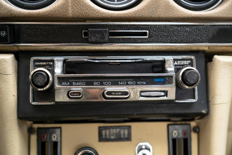 1972 Mercedes-Benz 350 SLC 34