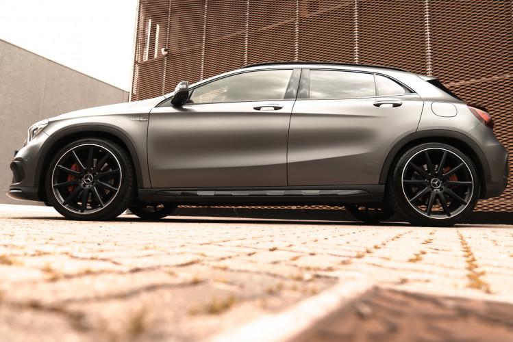 2015 Mercedes-Benz GLA AMG 45 4