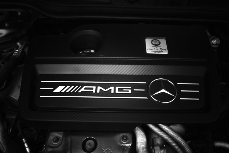 2015 Mercedes-Benz GLA AMG 45 36