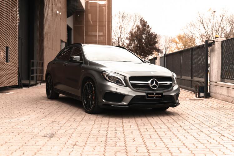 2015 Mercedes-Benz GLA AMG 45 0