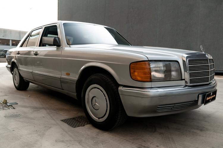 1987 Mercedes-Benz 420 SE 4