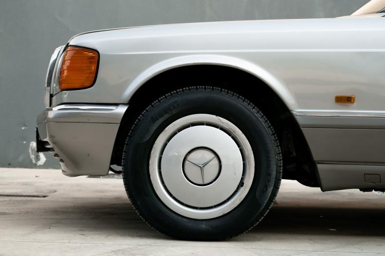 1987 Mercedes-Benz 420 SE 14