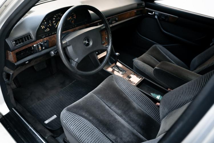 1987 Mercedes-Benz 420 SE 17