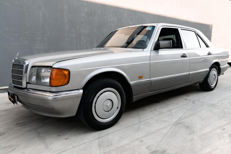 1987 Mercedes-Benz 420 SE 0