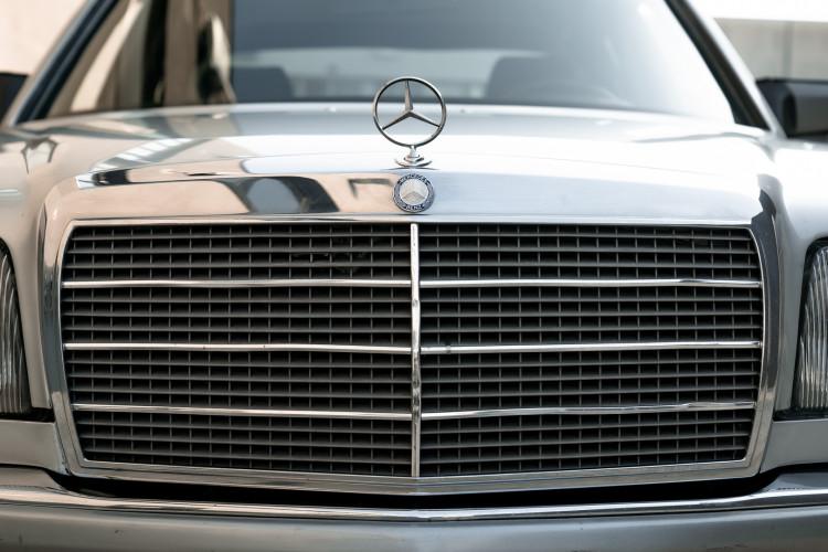 1987 Mercedes-Benz 420 SE 8