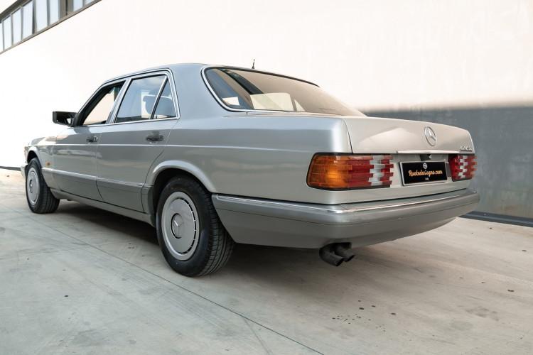 1987 Mercedes-Benz 420 SE 5