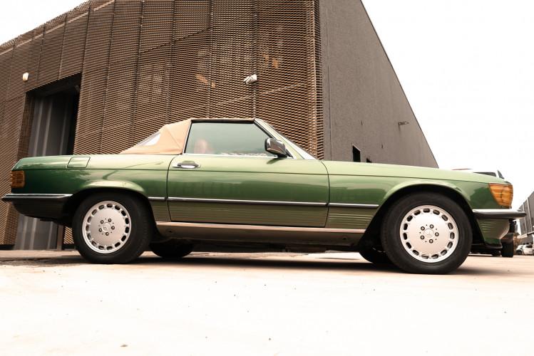 1986 Mercedes-Benz SL 300 3