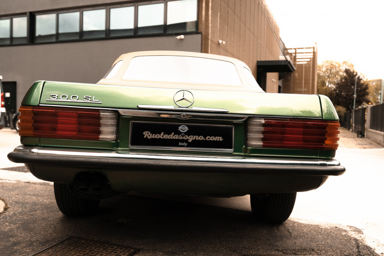 1986 Mercedes-Benz SL 300 5