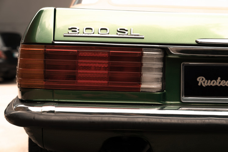 1986 Mercedes-Benz SL 300 12