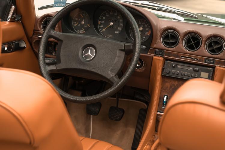 1986 Mercedes-Benz SL 300 19