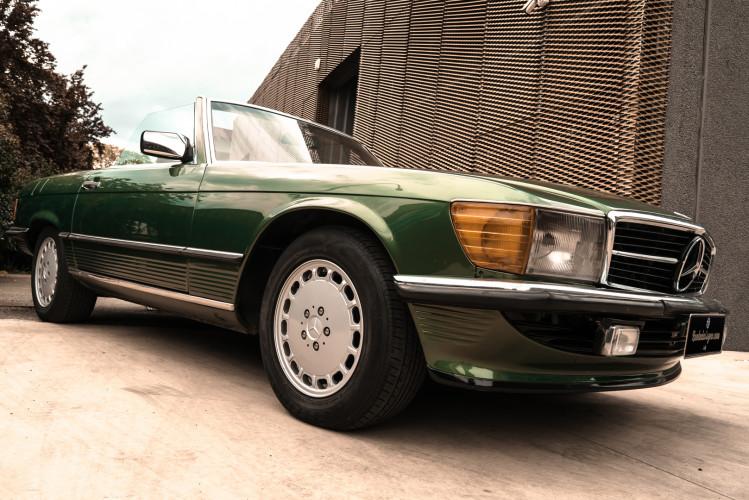 1986 Mercedes-Benz SL 300 7