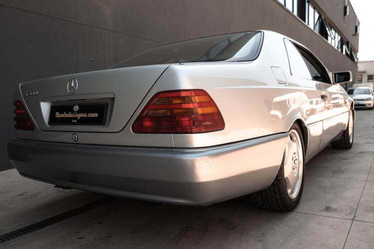 1995 Mercedes-Benz S500 Coupé 5