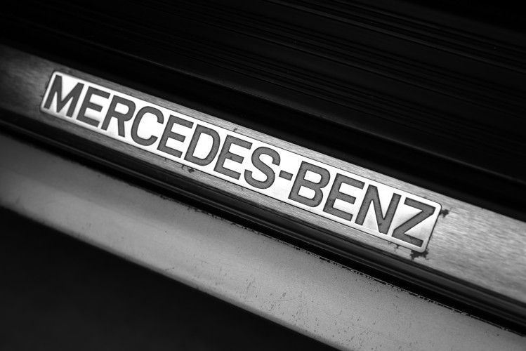 1995 Mercedes-Benz S500 Coupé 23