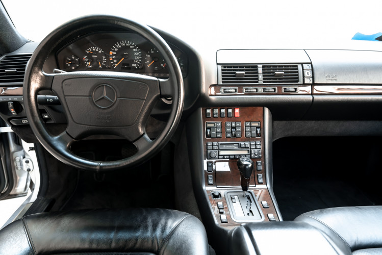 1995 Mercedes-Benz S500 Coupé 18