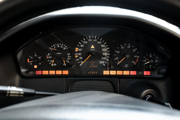 1995 Mercedes-Benz S500 Coupé 39