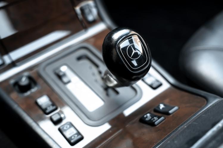 1995 Mercedes-Benz S500 Coupé 34
